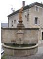 fontaine jeanne d`arc grandrieu