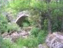 pont romain  Grandrieu Laurès